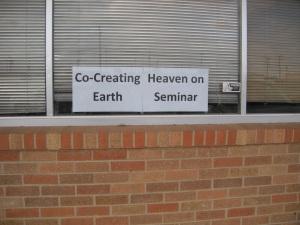 Heaven on earth Martin Rutte, possible?